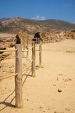 Tunisia desert Royalty Free Stock Photography