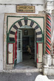 Tunisia door Stock Images