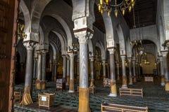 Tunisia Kairouan mosque Royalty Free Stock Photo