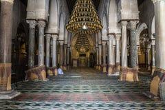 Tunisia Kairouan mosque Royalty Free Stock Photos