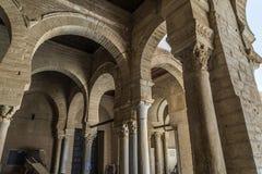 Tunisia Kairouan mosque Stock Photography