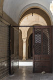 Tunisia Kairouan mosque Royalty Free Stock Images