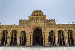 Tunisia Kairouan mosque Stock Images