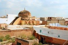 tunisia kairouan widok Zdjęcia Royalty Free