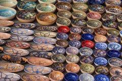 Tunisia market Royalty Free Stock Photos
