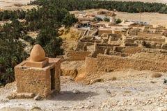 Tunisia Oasis Royalty Free Stock Photo