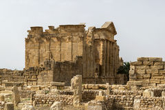 Tunisia Sbeitla Stock Image