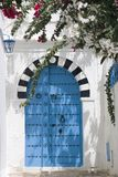 Tunisia Sidi Bou Said Royalty Free Stock Images