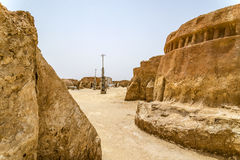 Tunisia star wars Royalty Free Stock Images