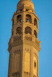 Tunisia-Tozeur mosque Royalty Free Stock Image