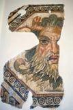 Tunisia. Tunis,  Roman mosaics in the Del Bardo museum Stock Photos