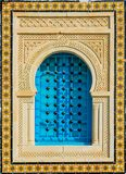Tunisia window Stock Images