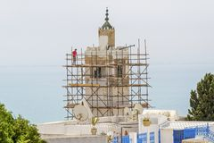 tunisia wioski obrazy stock
