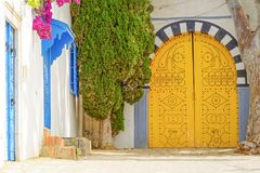 tunisia wioski fotografia stock
