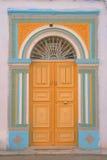 tunisian двери стоковое изображение rf