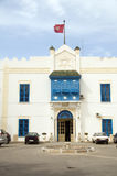 Tunisian Academy Sciences Letters Arts Carthage Stock Photography