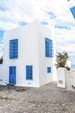 Tunisian architecture Stock Photo