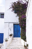 Tunisian architecture Royalty Free Stock Image