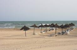 Tunisian beach Stock Photo