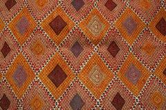 Tunisian carpet - margoum Royalty Free Stock Images