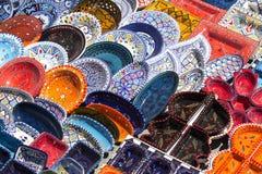 Tunisian ceramics Stock Image