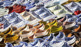 Tunisian ceramics Royalty Free Stock Photo