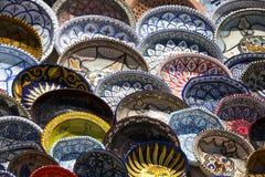 Tunisian ceramics Stock Photos