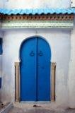 Tunisian door Royalty Free Stock Photos