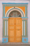 Tunisian door Royalty Free Stock Image