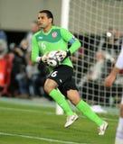Tunisian goalkeeper Aymen Mathlouthi Stock Image