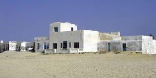 Tunisian house Stock Photos