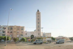 Tunisian mosque Stock Photos