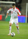 Tunisian player Khalil Chemmam Stock Photos