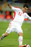 Tunisian player Khalil Chemmam Royalty Free Stock Photo