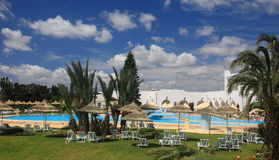 Tunisian resort Royalty Free Stock Image