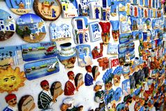 Tunisian souvenir magnet Royalty Free Stock Photography