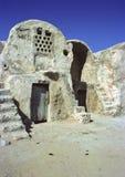 Tunisian storehouses Royalty Free Stock Photos