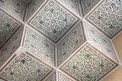 Tunisian traditional Arabic ornament. Detail Stock Photography