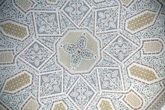 Tunisian traditional Arabic ornament. Detail Royalty Free Stock Image
