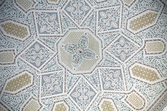 Tunisian traditional Arabic ornament. Detail Stock Images