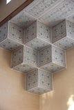 Tunisian traditional Arabic ornament. Detail Stock Photo