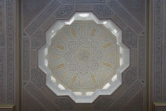 Tunisian traditional Arabic ornament. Detail Stock Image