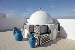 Tunisian traditional architecture Royalty Free Stock Photography