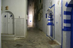 Tunisien Hammamet Royaltyfria Bilder