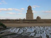 Tunisien Kairouan Arkivbilder