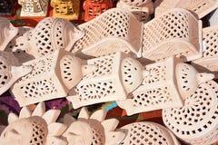 Tunisien krukmakeri Arkivfoton