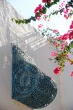 Tunisien. Sidi Bou Said Royaltyfria Foton
