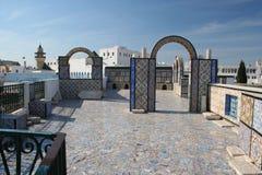 Tunisien Tunis Arkivbild