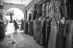 Tunisisk boutique Royaltyfria Foton