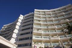 Tunisisk modern arkitektur Royaltyfri Foto